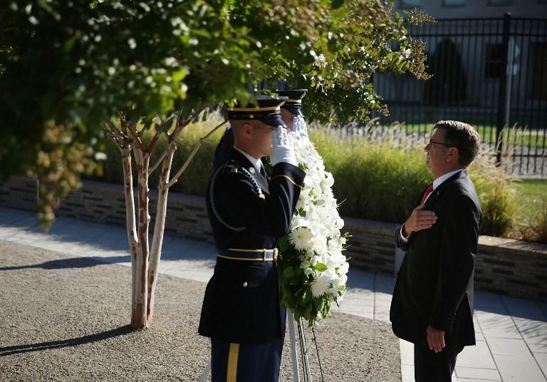 Tổng thống Obama mặc niệm gần 3.000 nạn nhân vụ 11/9 - Ảnh 2