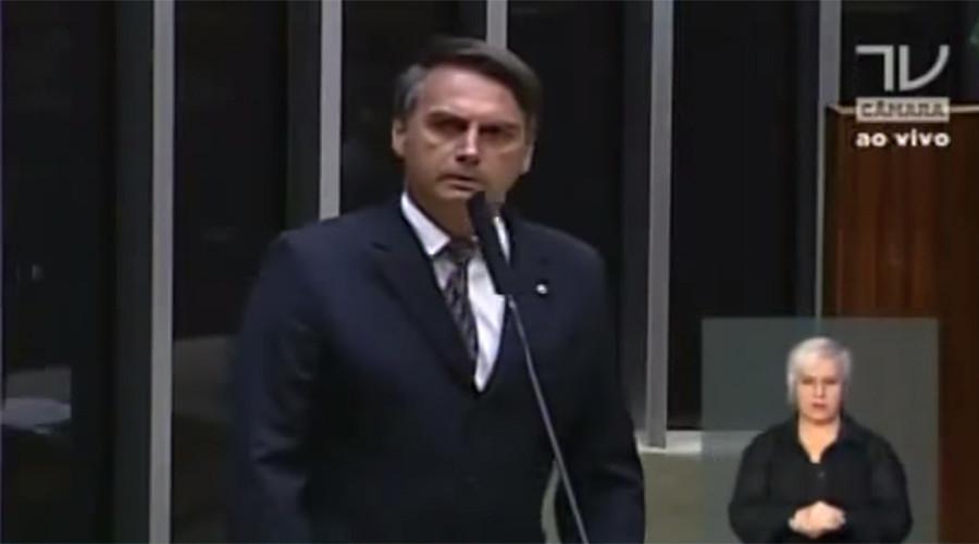 Nghị sĩ Brazil bị phạt tiền vì chê đồng nghiệp quá xấu - Ảnh 1