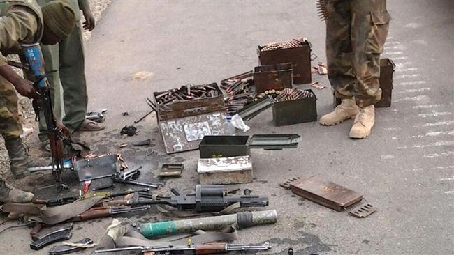 Hơn 200 thành viên Boko Haram đầu hàng quân đội Nigeria - Ảnh 1