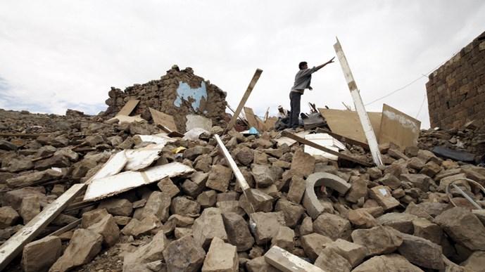 Không kích trúng đám cưới ở Yemen, 135 người thiệt mạng - Ảnh 2