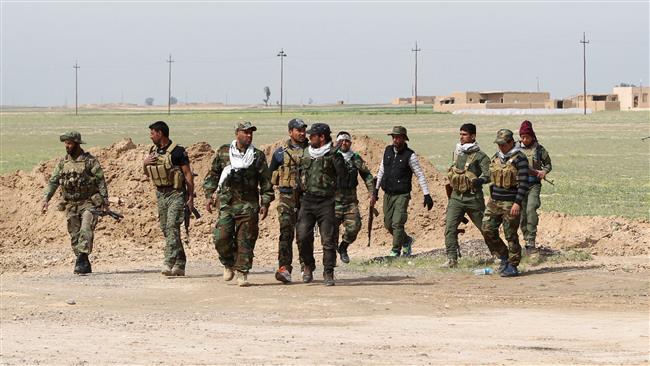Quân đội Iraq và lực lượng PKK tiêu diệt hơn 70 chiến binh IS trong vòng 24h - Ảnh 1
