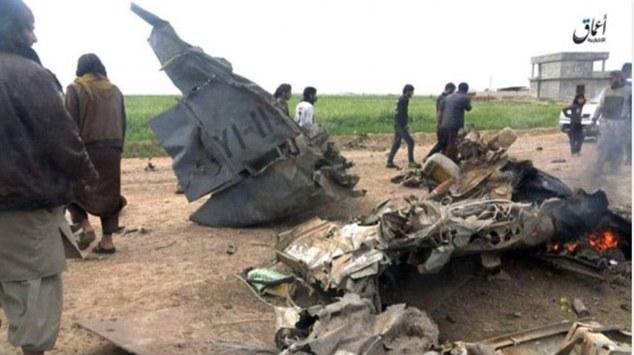 IS đã bắn rơi máy bay quân sự Iraq? - Ảnh 1