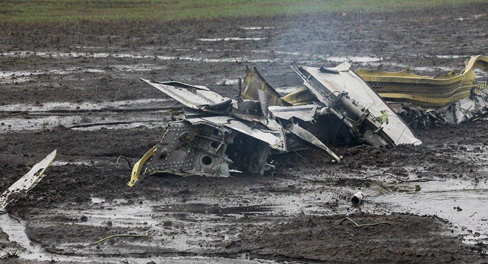 Vụ máy bay Nga rơi làm 62 người thiệt mạng: Phát hiện hộp đen thứ 2  - Ảnh 1