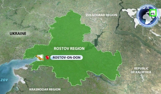 Tìm thấy hộp đen máy bay rơi ở Nga khiến 62 người thiệt mạng - Ảnh 1