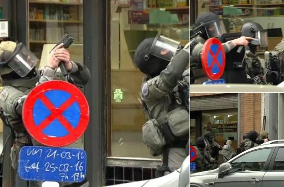 """Nghi phạm """"chủ mưu"""" trong vụ khủng bố Paris bị bắt giữ tại Bỉ - Ảnh 1"""