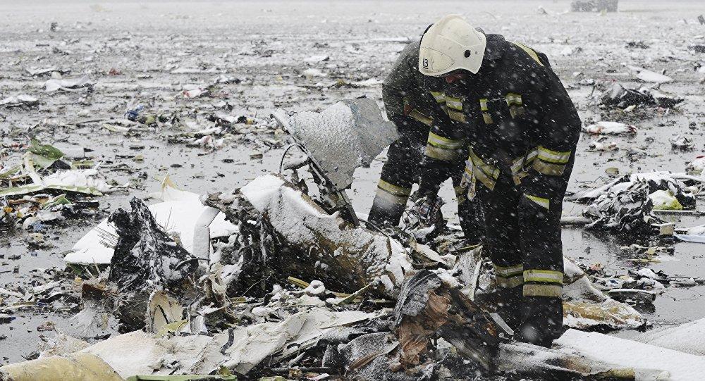Máy bay Nga rơi khiến 62 người thiệt mạng: Bác bỏ khả năng có khủng bố - Ảnh 1