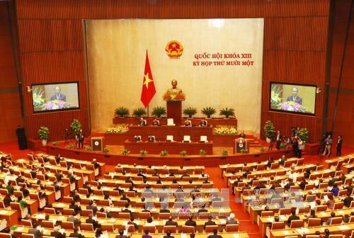3.794 ý kiến của cử tri cả nước gửi Quốc hội  - Ảnh 1