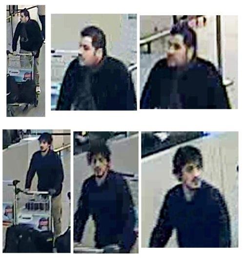"""Hai kẻ đứng sau vụ đánh bom liều chết tại sân bay Bỉ là """"anh em ruột"""" - Ảnh 1"""