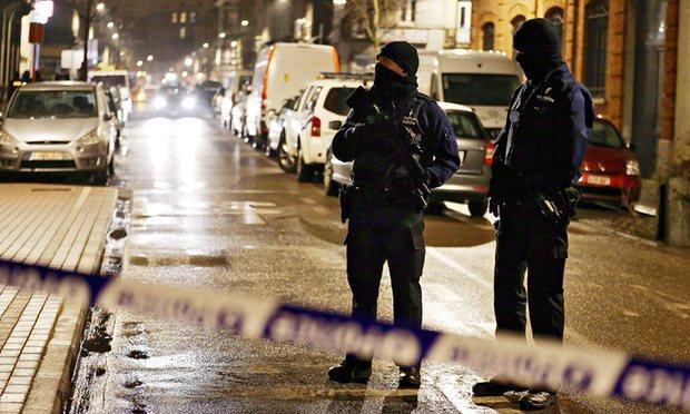 Bỉ bắt giữ 6 đối tượng sau loạt vụ tấn công khủng bố Brussels - Ảnh 1