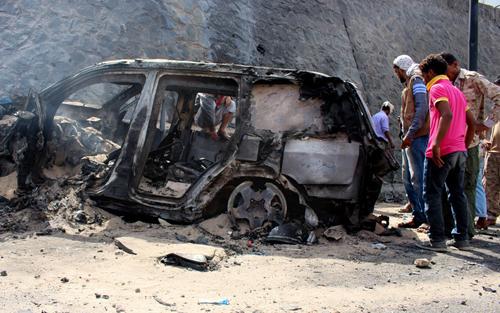 Bom nổ liên tiếp ở Yemen, 22 người thiệt mạng - Ảnh 1