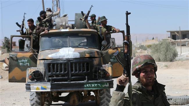 Quân đội Syria tiếp tục tiến gần Aleppo, tiêu diệt 19 chiến binh IS - Ảnh 1