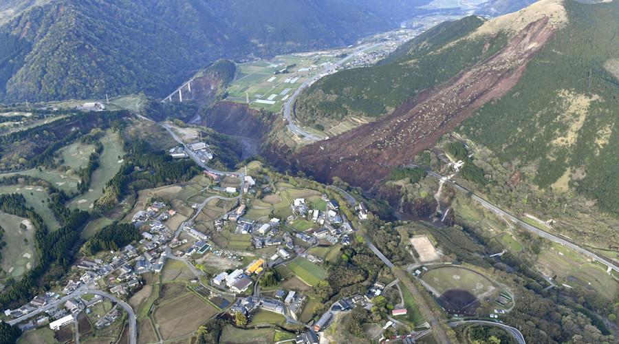 Động đất tại Nhật Bản: Số người thiệt mạng lên đến 41 - Ảnh 1