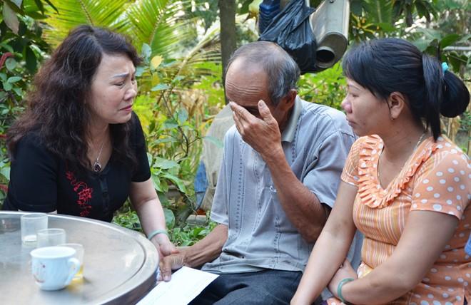 Cô giáo Quảng Ngãi quặn đau khi mất '9 đứa con' - Ảnh 2
