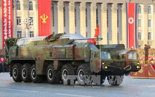 Triều Tiên có thể thử hạt nhân dưới lòng đất  - Ảnh 1
