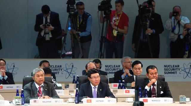 Việt Nam ủng hộ giải trừ toàn diện và không phổ biến vũ khí hạt nhân - Ảnh 1