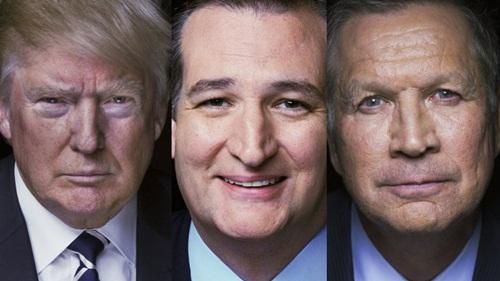 Hai đối thủ đảng Cộng hòa bất ngờ liên minh chống tỷ phú Trump - Ảnh 1