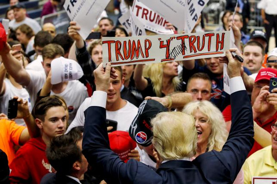 Hai đối thủ đảng Cộng hòa bất ngờ liên minh chống tỷ phú Trump - Ảnh 2