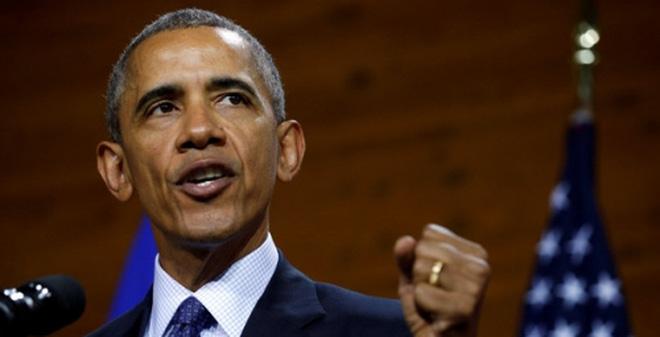"""Tổng thống Obama cáo buộc Trung Quốc hành xử """"như trẻ con"""" ở Biển Đông - Ảnh 1"""