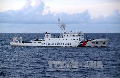 Tàu Trung Quốc tiếp tục xuất hiện gần quần đảo tranh chấp với Nhật Bản  - Ảnh 1