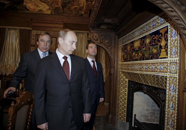 """Tổng thống Putin bác bỏ cáo buộc liên quan đến """"Hồ sơ Panama"""" - Ảnh 1"""