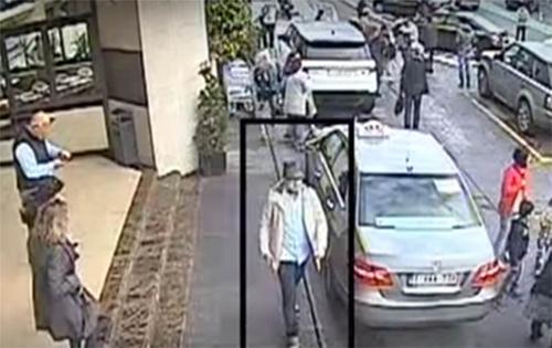 Bỉ công bố video mới về nghi phạm đánh bom sân bay đang bỏ trốn - Ảnh 1