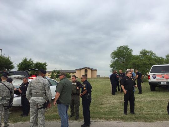 Nổ súng tại căn cứ không quân Mỹ, phi công bắn chết chỉ huy  - Ảnh 1