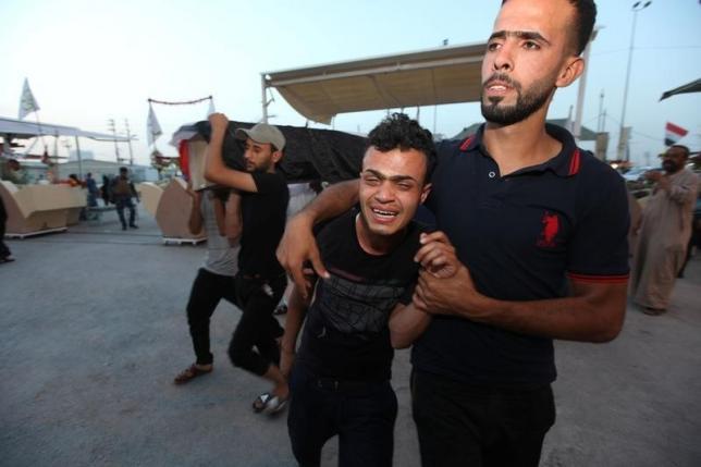 Iraq: IS đánh bom xe liều chết, 17 binh sĩ Iraq thiệt mạng - Ảnh 1