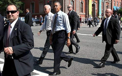 Tổng thống Obama thăm Việt Nam: Mật vụ Mỹ chuẩn bị những gì? - Ảnh 1