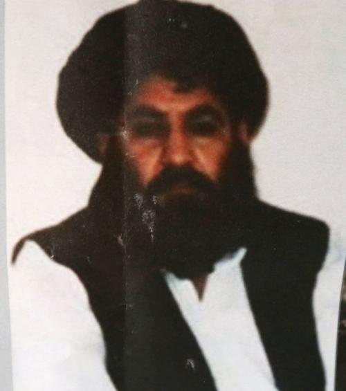 Taliban xác nhận thủ lĩnh bị Mỹ tiêu diệt - Ảnh 1