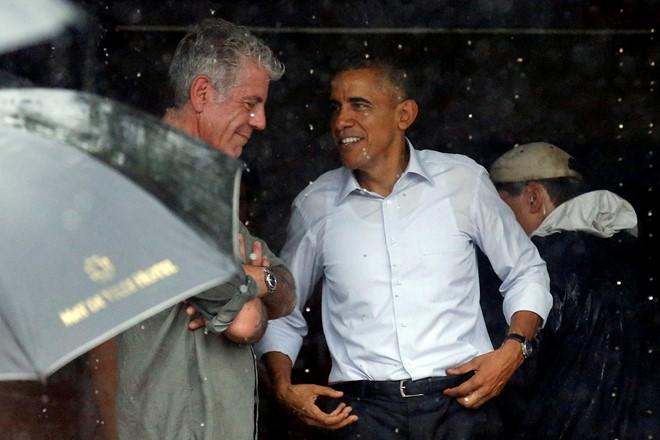 Tổng thống Obama đến thăm chùa Ngọc Hoàng - Ảnh 16