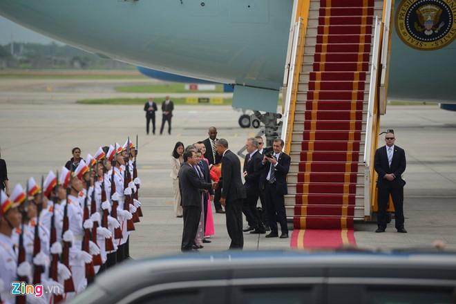 Tổng thống Obama đến thăm chùa Ngọc Hoàng - Ảnh 15