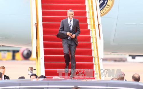"""Báo Ấn Độ: """"Dè chừng Trung Quốc, Obama dỡ cấm vận vũ khí VN""""  - Ảnh 1"""