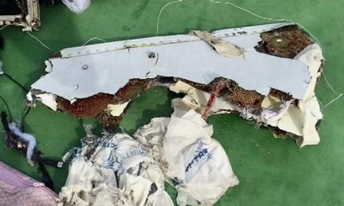 Ai Cập thuê công ty Pháp và Italy tìm kiếm hộp đen máy bay MS804 - Ảnh 1