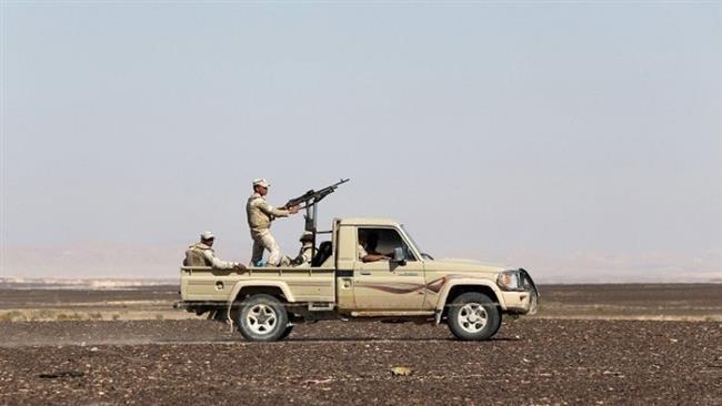 Ai Cập tiêu diệt 85 phiến quân khủng bố tại bán đảo Sinai - Ảnh 1
