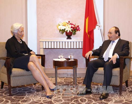 Hoạt động của Thủ tướng bên lề Hội nghị Thượng đỉnh G7 mở rộng  - Ảnh 3