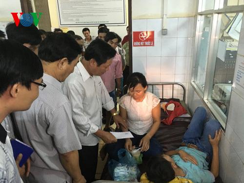 Vụ tai nạn ở Đắk Nông: 14 nạn nhân đang điều trị đặc biệt - Ảnh 2