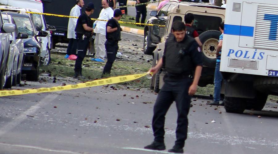 Đánh bom tại Thổ Nhĩ Kỳ, ít nhất 26 người thương vong - Ảnh 1