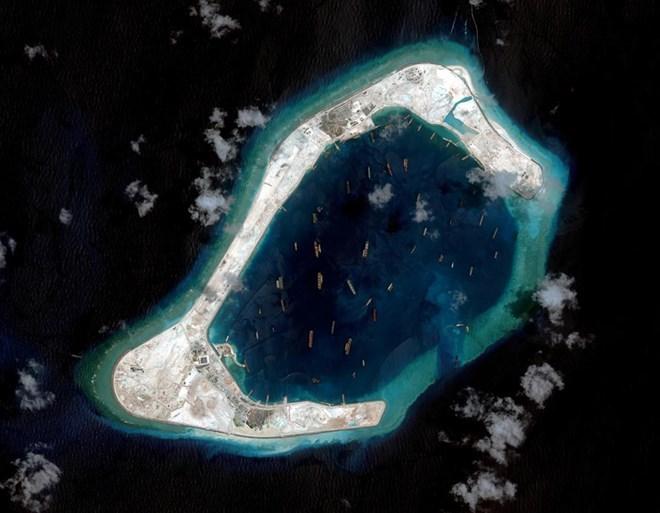 """Shangri-La 2016: Biển Đông sẽ là vấn đề """"nóng"""" trong các cuộc thảo luận - Ảnh 1"""