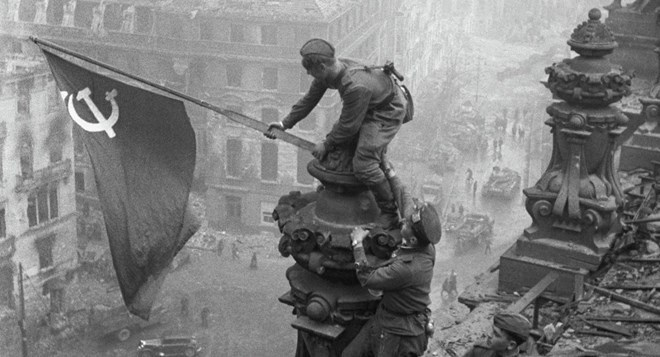 Hàng loạt hoạt động kỷ niệm 71 năm ngày Chiến thắng phátxít - Ảnh 1