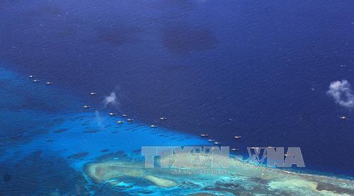 Trung Quốc đã hủy diệt các rạn san hô tại Biển Đông  - Ảnh 1