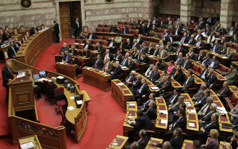 Hy Lạp sắp chính thức công nhận nhà nước Palestine - Ảnh 1