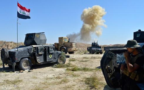 Iraq bắt hơn 500 chiến binh IS lẩn trốn khỏi Fallujah - Ảnh 1