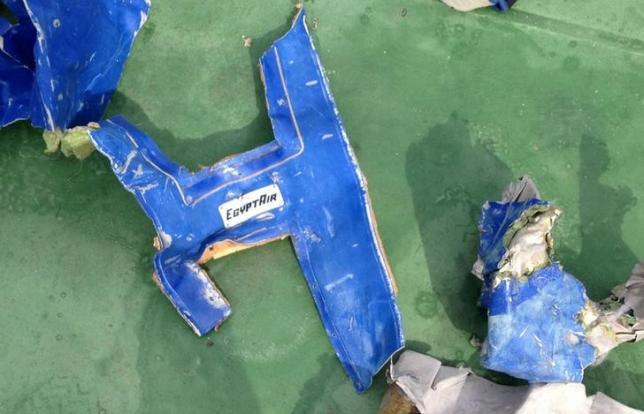 Phát hiện hộp đen máy bay MS804 rơi ở Địa Trung Hải - Ảnh 1