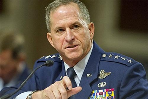 Tướng Mỹ đề cập khả năng bắn rơi máy bay Nga nếu lập vùng cấm bay ở Syria - Ảnh 1