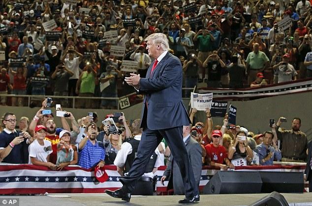 """Donald Trump: """"Không cần đảng Cộng hòa, tôi có thể thắng cử Tổng thống Mỹ"""" - Ảnh 1"""