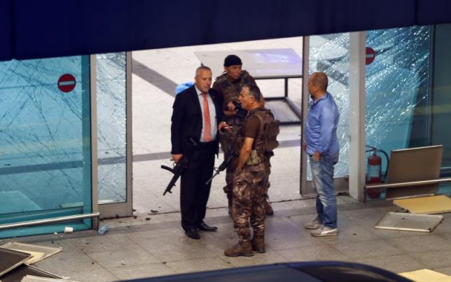 IS là thủ phạm đánh bom sân bay Istanbul  - Ảnh 1