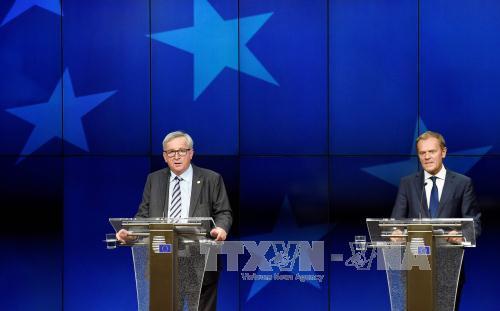 EU nêu điều kiện cho Anh tiếp cận thị trường chung - Ảnh 1