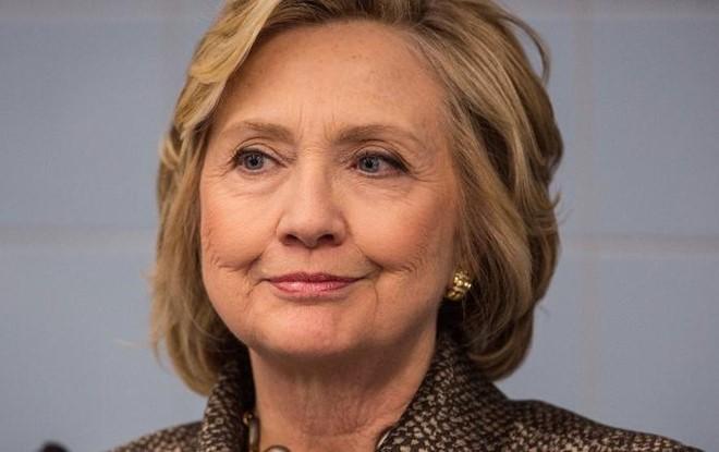 Bà Hillary Clinton giành chiến thắng tại Puerto Rico, tiến gần ghế ứng viên - Ảnh 1