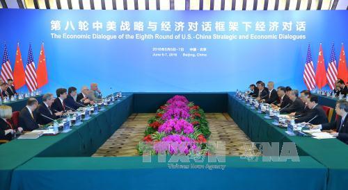 Kết thúc đối thoại, Trung-Mỹ vẫn ghi nhận bất đồng - Ảnh 1