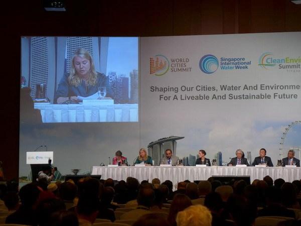 Khai mạc Hội nghị thượng đỉnh các thành phố thế giới lần thứ 7 - Ảnh 1